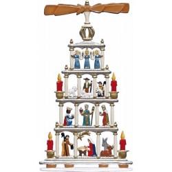 Kerstpyramide