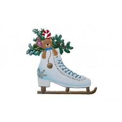 Kerstschaats