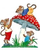 muizen - staande figuren