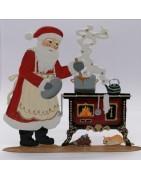 staande figuren kerst